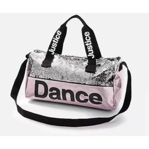 Girls Justice Dance Bag